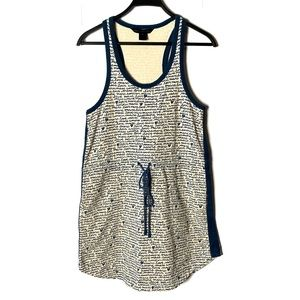2/$40 Marc Jacobs Cotton Drawstring Dress